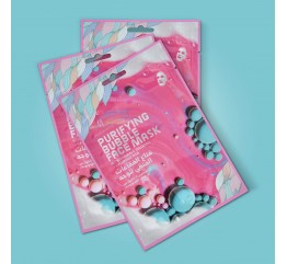 Package1: 3 Purifying Bubble Mask Set