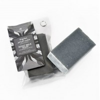 Goat Milk Soap - with Bamboo Charcoal
